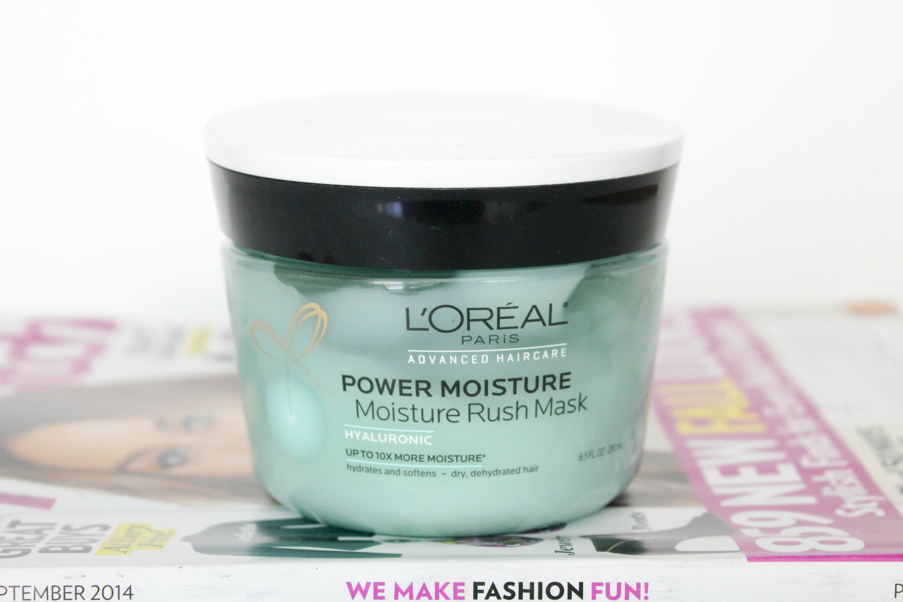 hair mask review, loreal power moisture rush mask review, loreal hair mask, loreal hair mask review