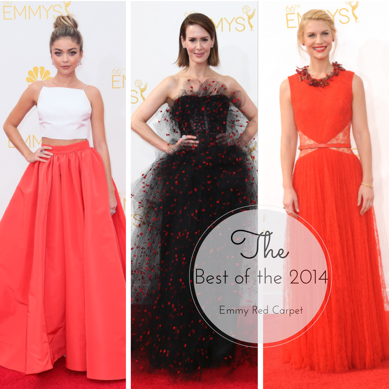 emmy 2014 red carpet recap