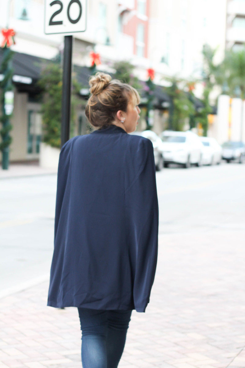How to style a cape blazer-11