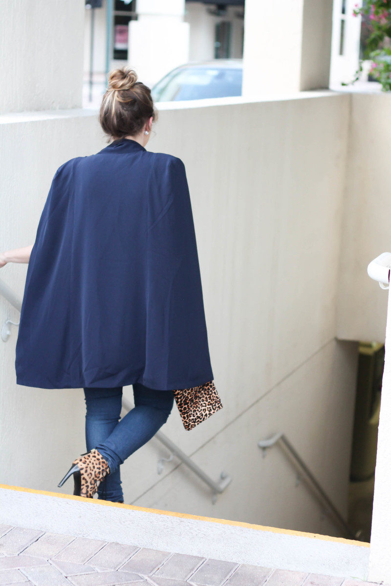 How to style a cape blazer-9