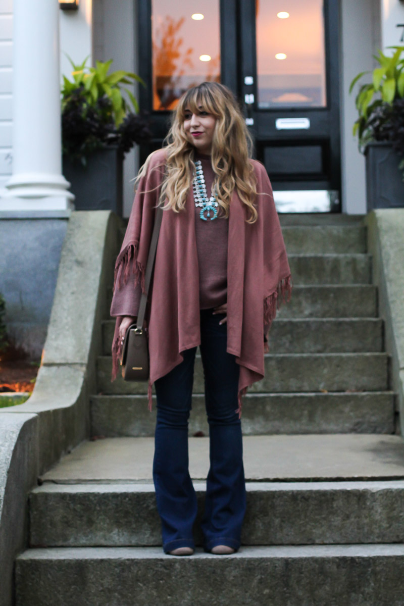 fringe-shawl-bell-sleeve-sweater-and-flare-jeans-1-of-9