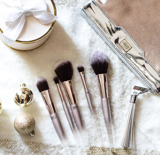 IT Cosmetics for ULTA City Chic brush set