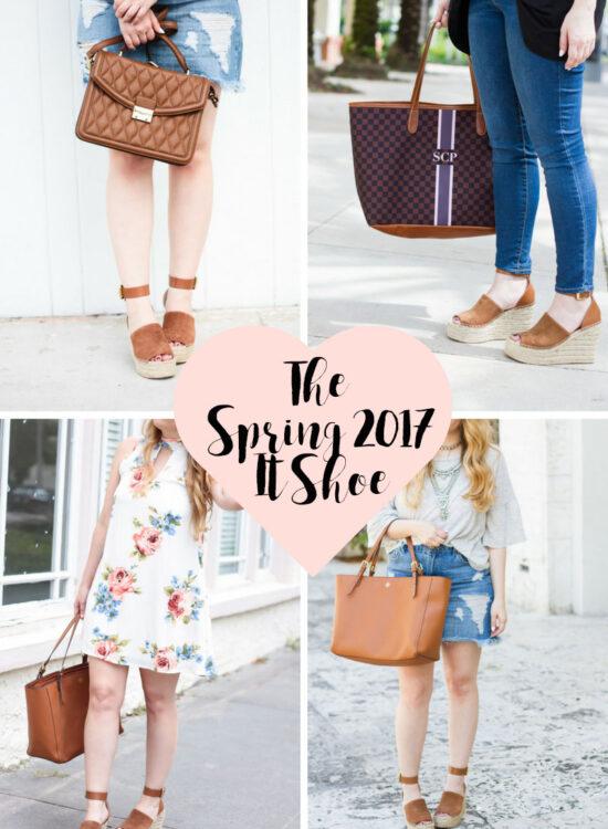 Spring 2017 IT Shoe