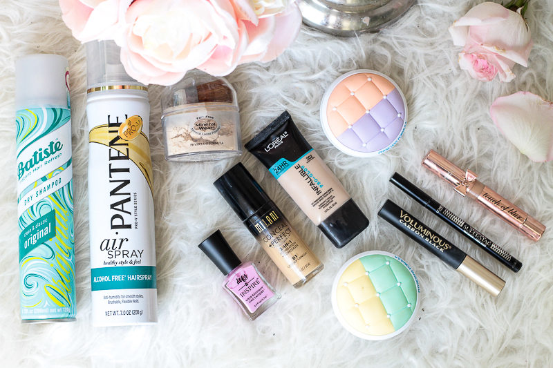 Miami beauty blogger Stephanie Pernas shares her 10 favorite affordable spring beauty buys