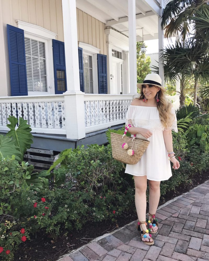 Miami fashion blogger Stephanie Pernas shares a Key West travel diary