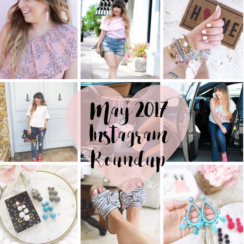 May 2017 Instagram Roundup