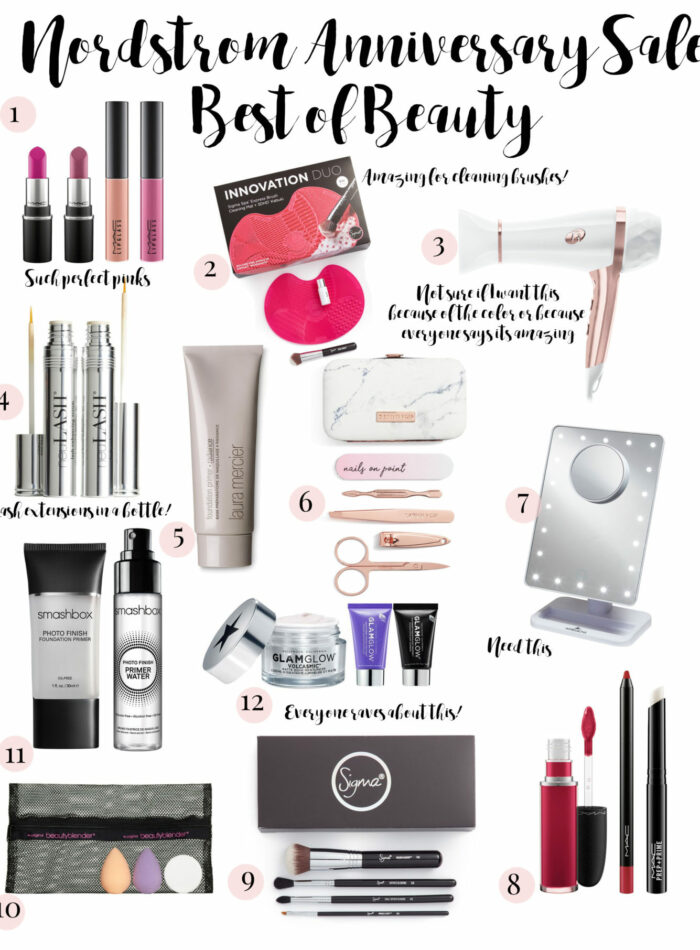 Best Nordstrom Anniversary Sale Beauty Deals