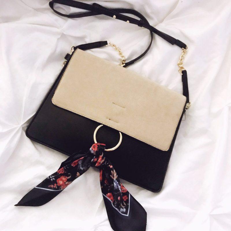 Target Chloe Faye lookalike bag