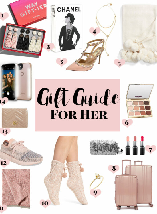 Gift Guide – gift ideas for her