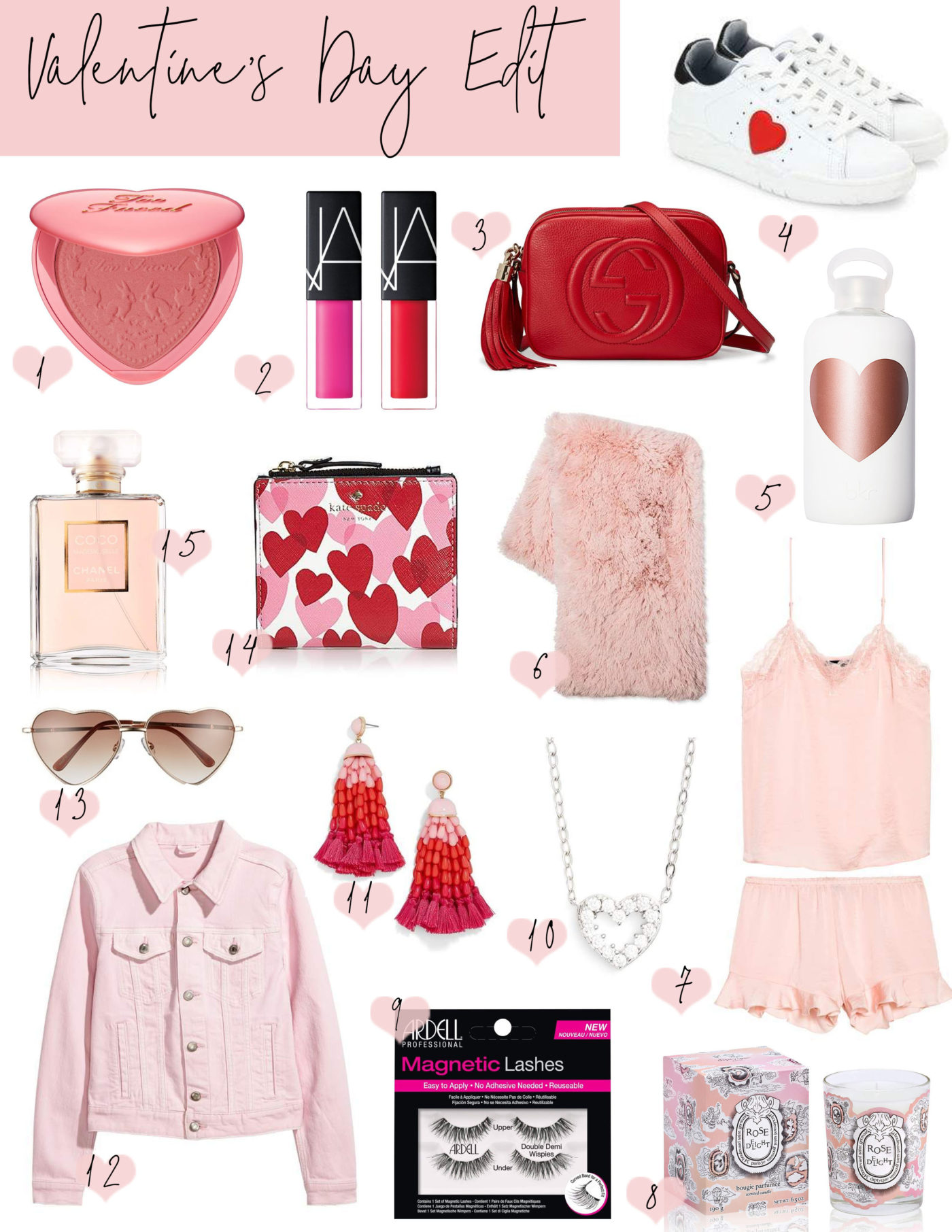 Valentines Day Edit- Valentine's Day Gift Guide