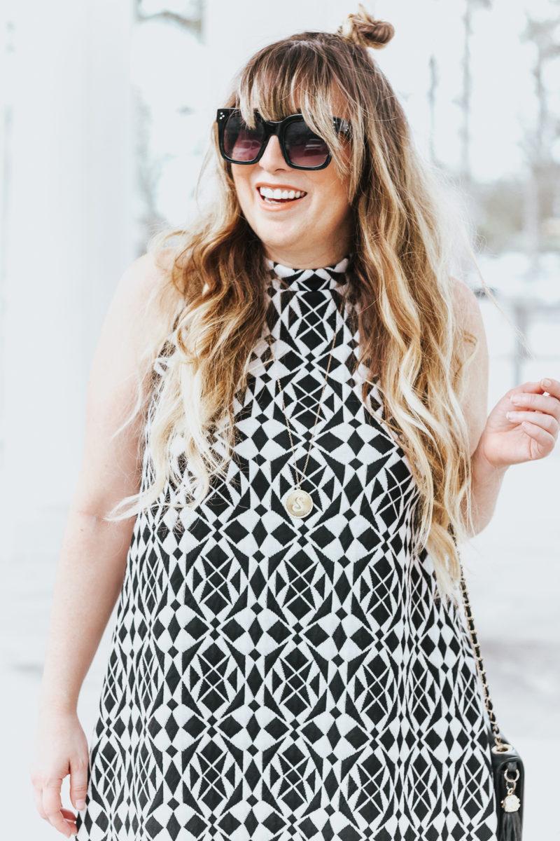 Gwynnie Bee swing dress_-8