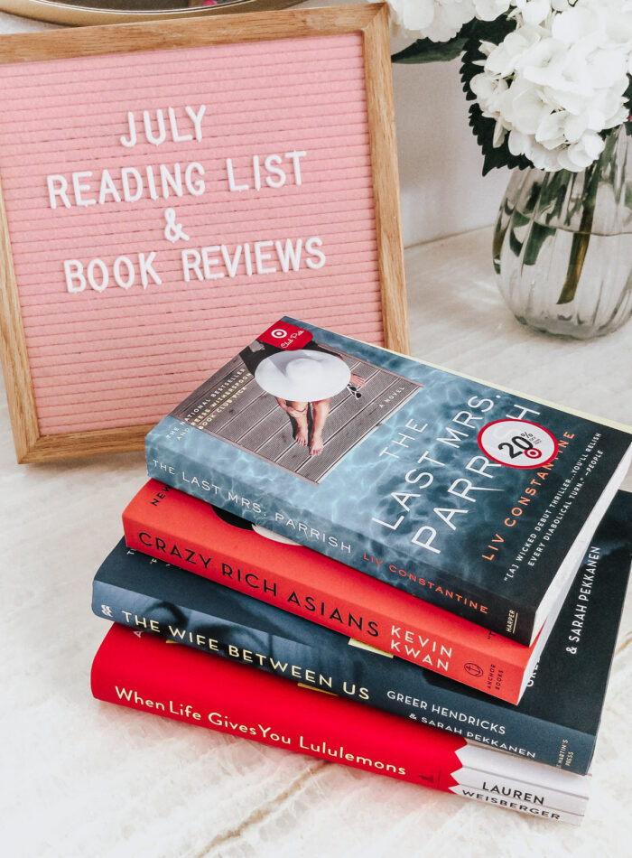 July 2018 Book Reviews + Reading List-10