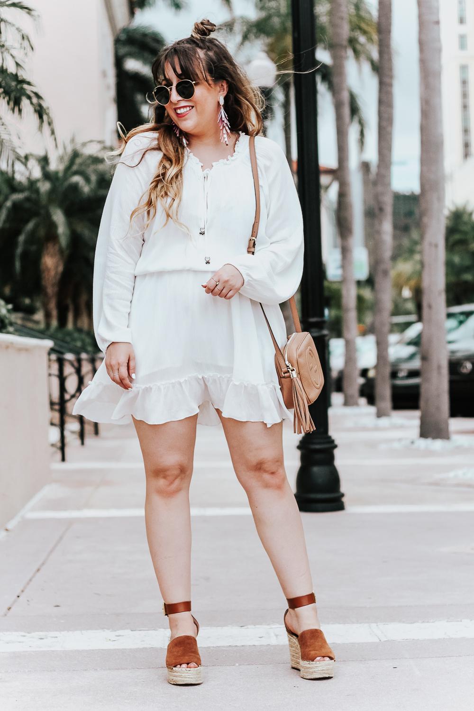 Summer peasant dress_-7
