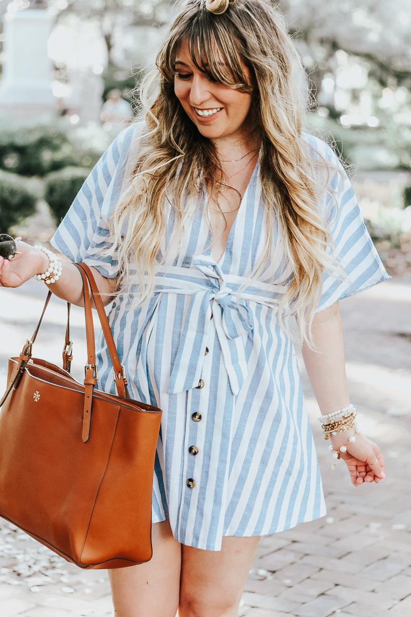 Shein-blue-and-white-stripe-dress-13