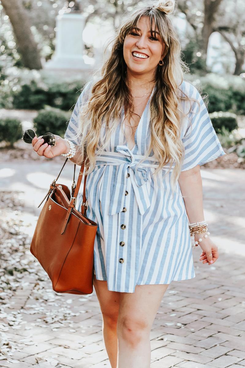 Shein-blue-and-white-stripe-dress-15