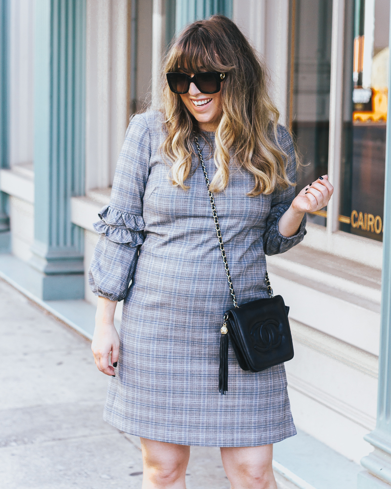 Gwynnie Bee plaid dress_-2