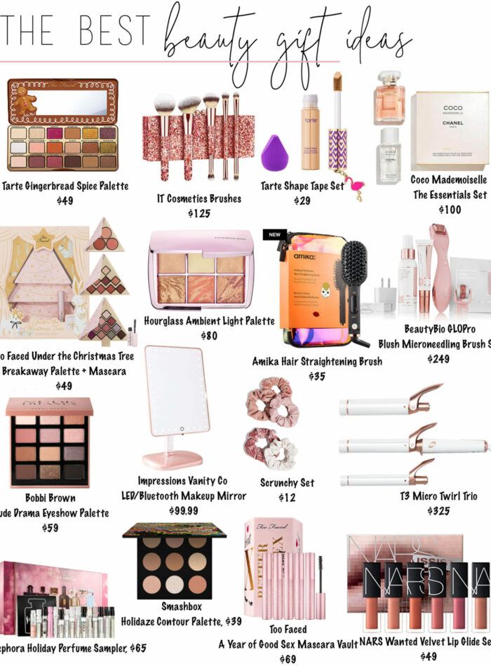 Holiday Gift Guide 2018 – Beauty Gift Ideas