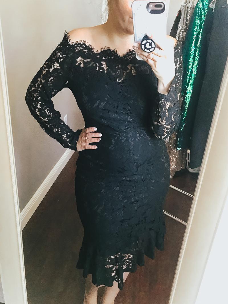Decemeber Amazon Haul – New Year's Eve dresses from Amazon-10