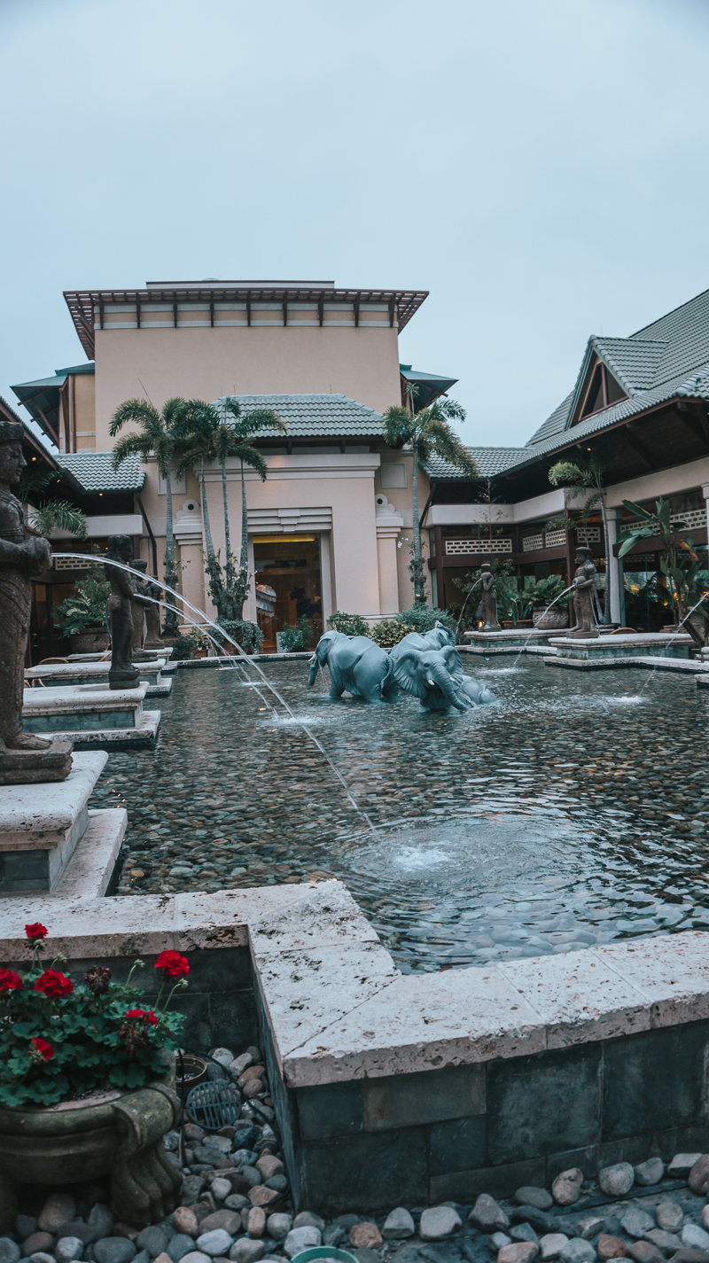 Loews Royal Pacific – Universal Orlando Resort-29