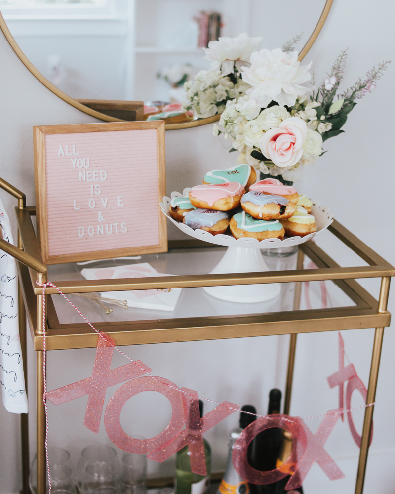 Valentine's Day Home Decor – a Sparkle Factor Stephanie Pernas-20