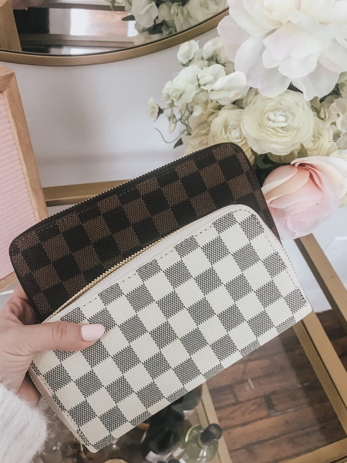 Louis Vuitton Wallet Dupe