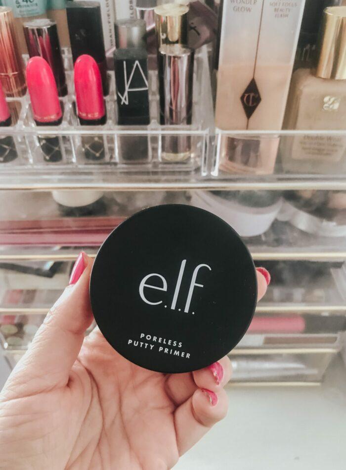 Drugstore Primer Dupes - ELF Poreless Putty Primer - Tatcha Silk Canvas Primer Dupe