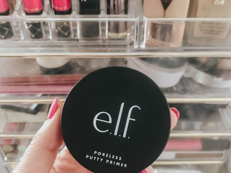Drugstore Primer Dupes - ELF Poreless Putty Primer - Tatcha Silk Canvas Primer Dupe