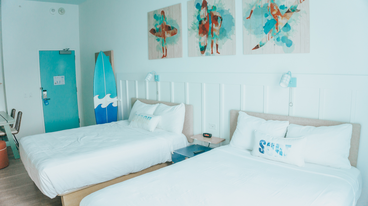 Universal's Endless Summer Resort – Surfside Inn and Suites-14