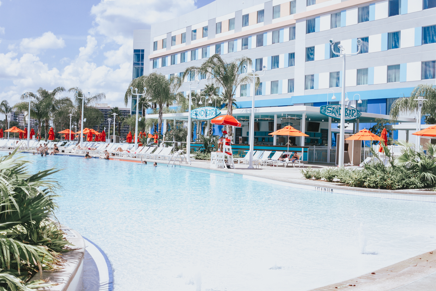 Universal's Endless Summer Resort – Surfside Inn and Suites-5