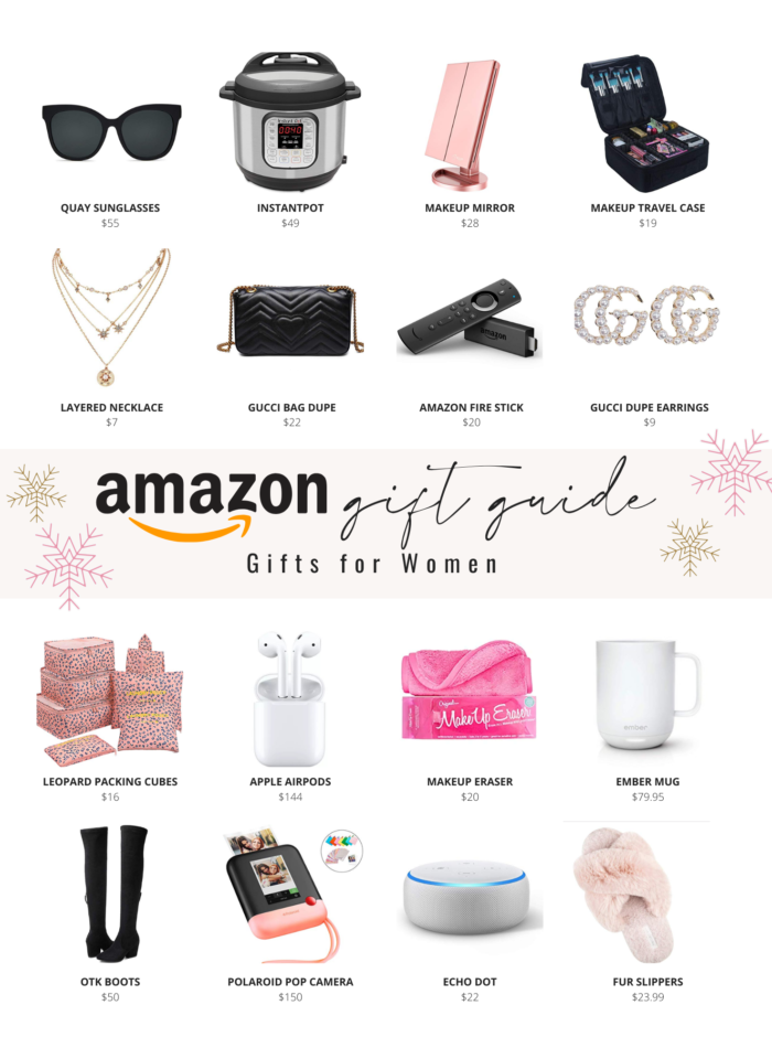 Amazon Gift Guide - Amazon Gifts for Women
