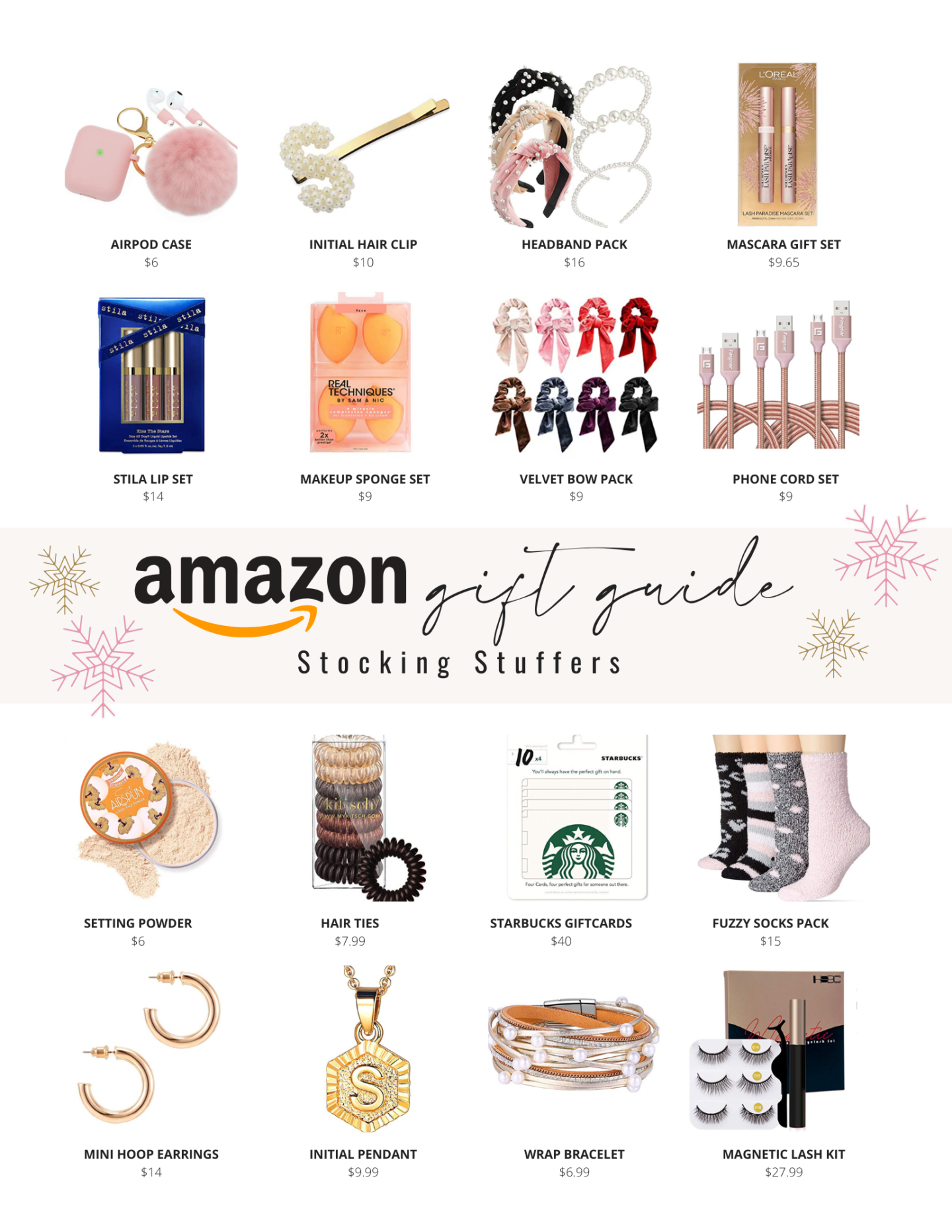 Amazon Gift Guide - Amazon Stocking Stuffers