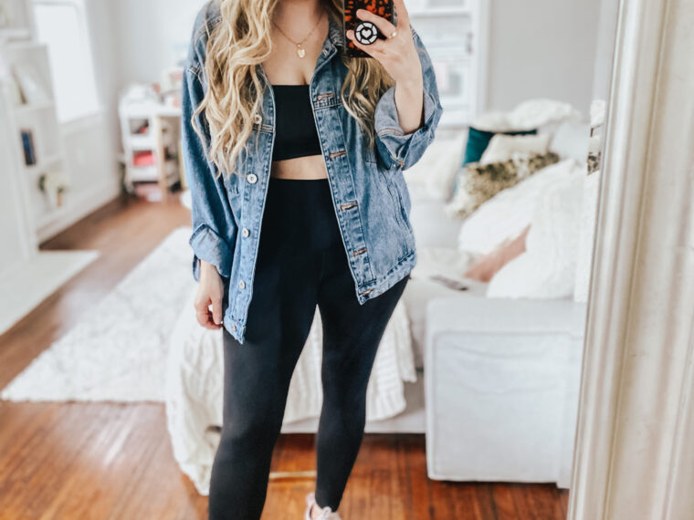 Casual Athleisure Outfit