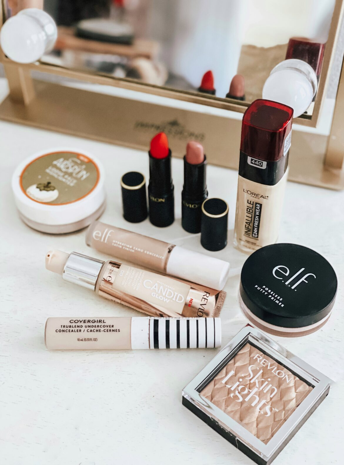 Drugstore Makeup you have to try in Spring 2020