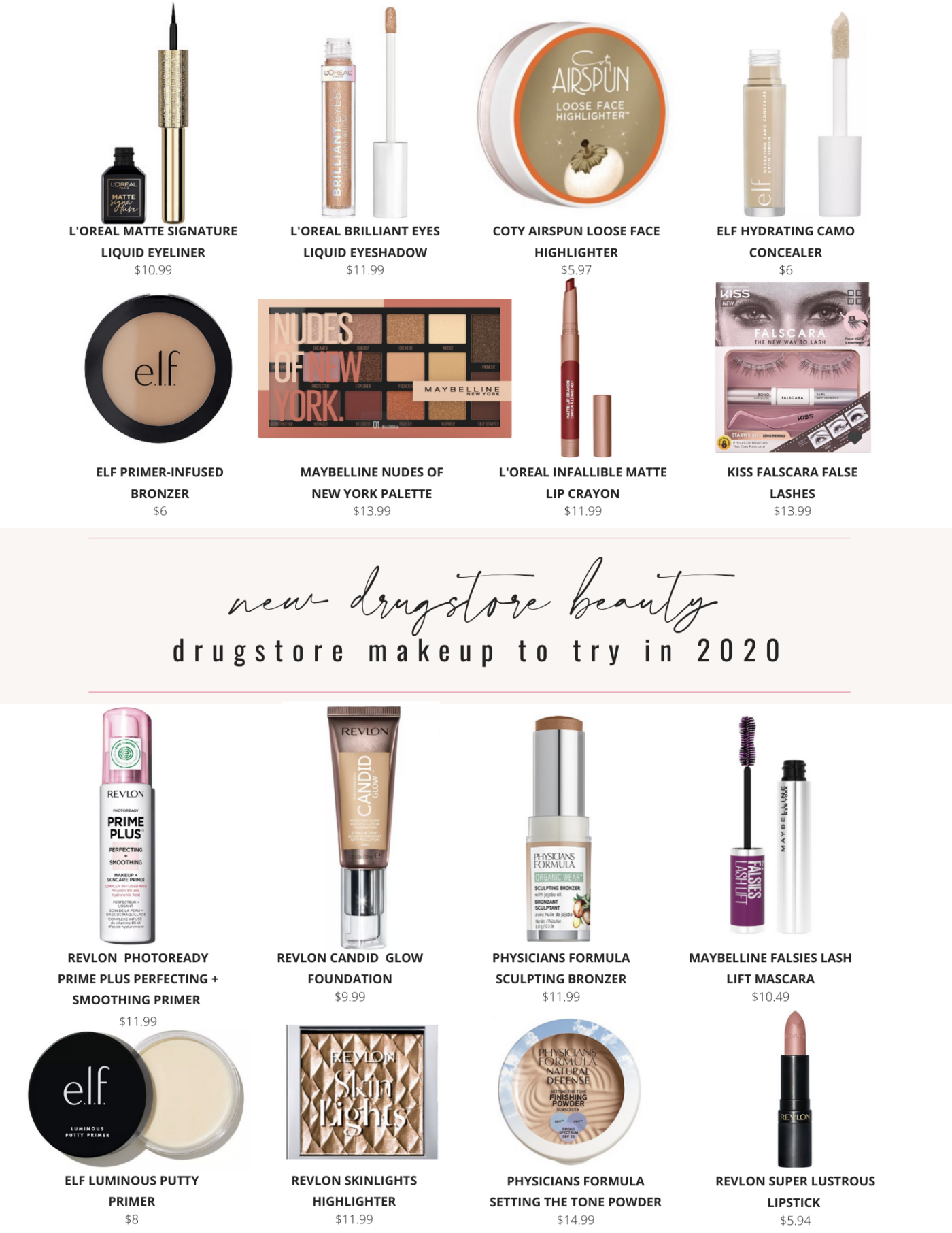 New-Drugstore-Beauty-Best-Drugstore-Makeup-to-Try-in-2020