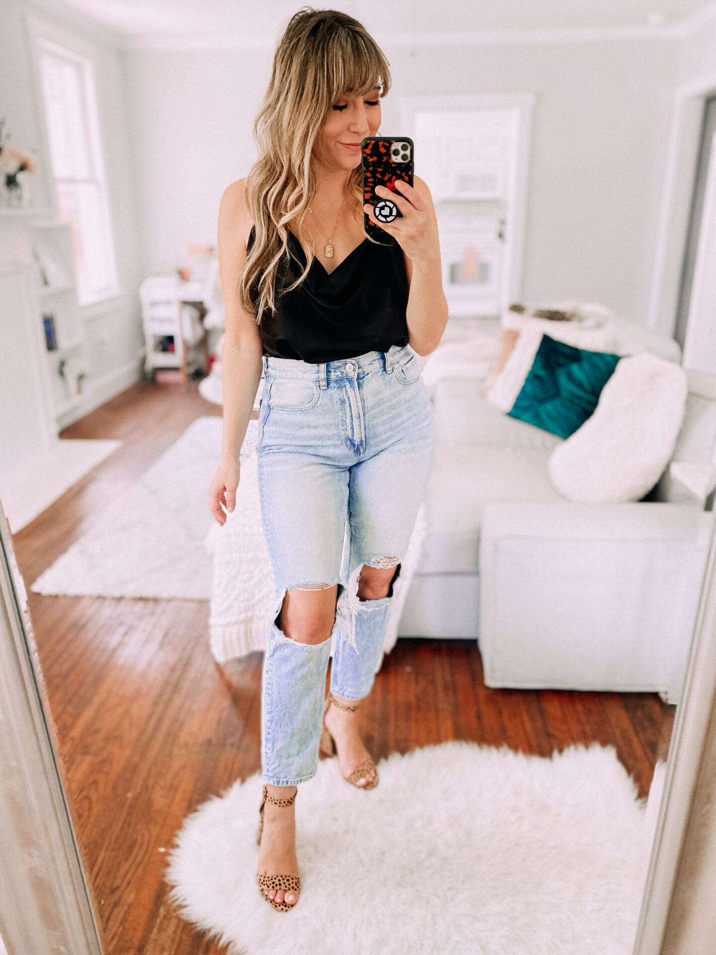 Amazon Summer Fashion Finds - silky cami