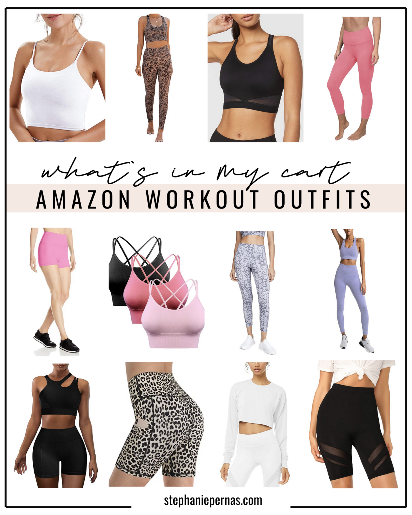 Cute Amazon athleticwear for women