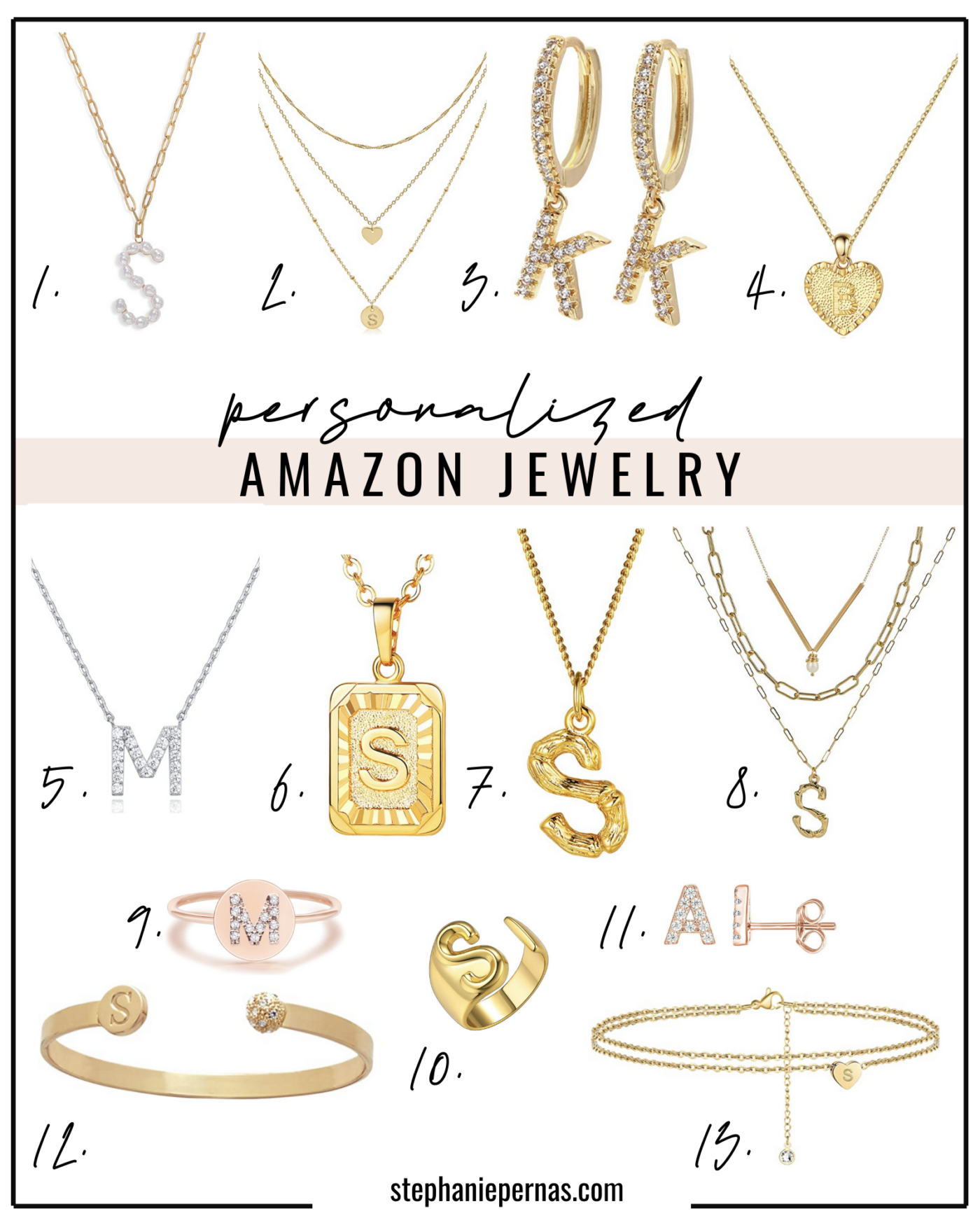 Personalized-Amazon-Jewelry