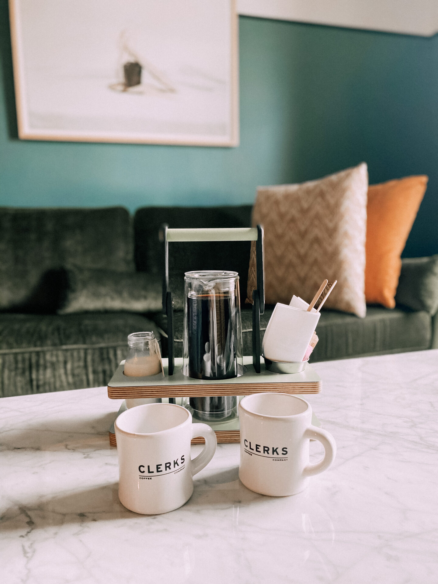 Emeline hotel review - Charleston hotel review