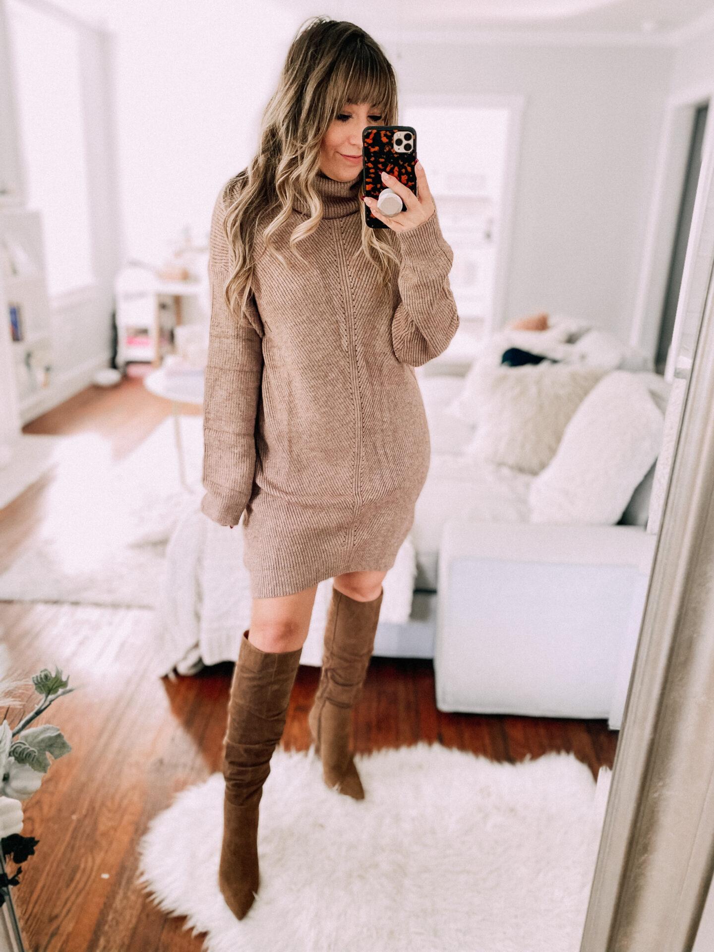 amazon sweaterdress
