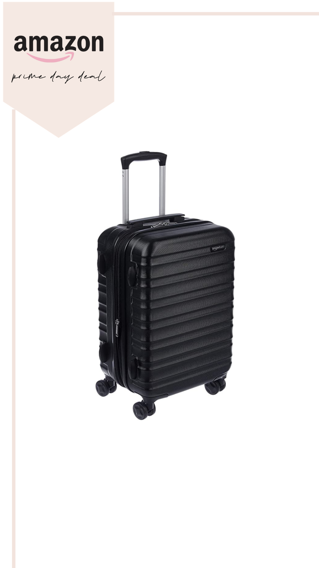 Affordable suitcases