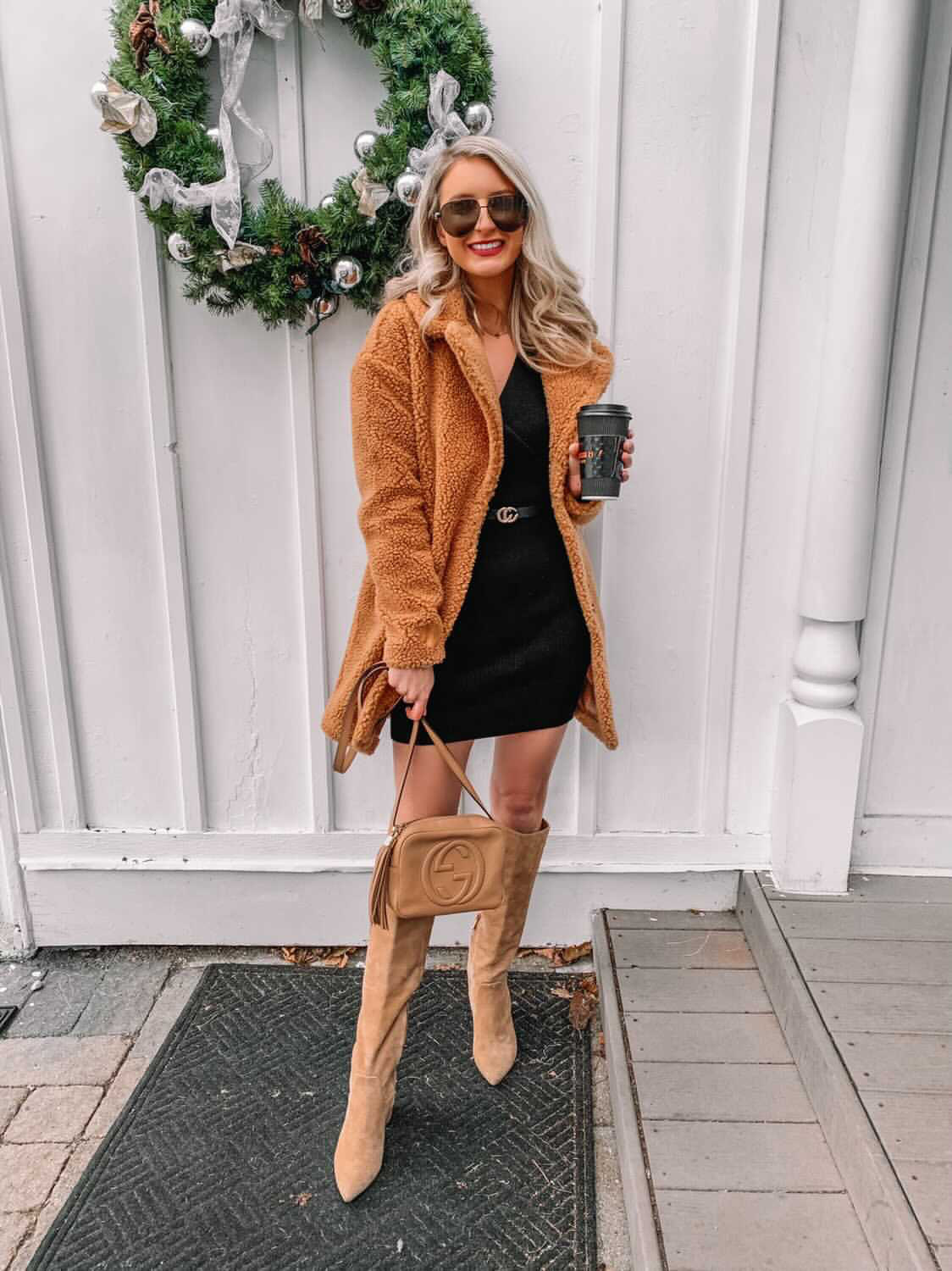 Must-Have Amazon Sweater Dress for Fall