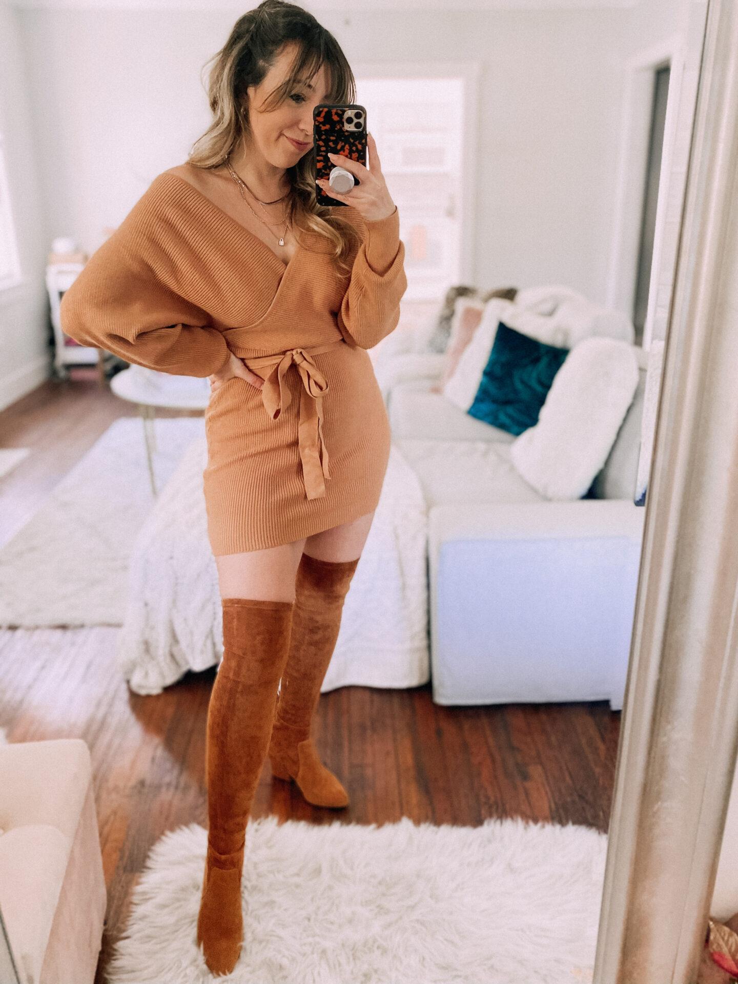 Bestselling Amazon sweaterdress