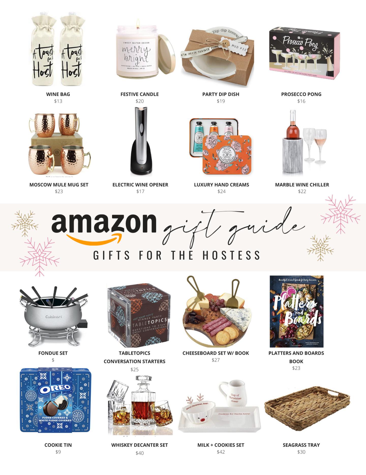 Best Amazon hostess gifts