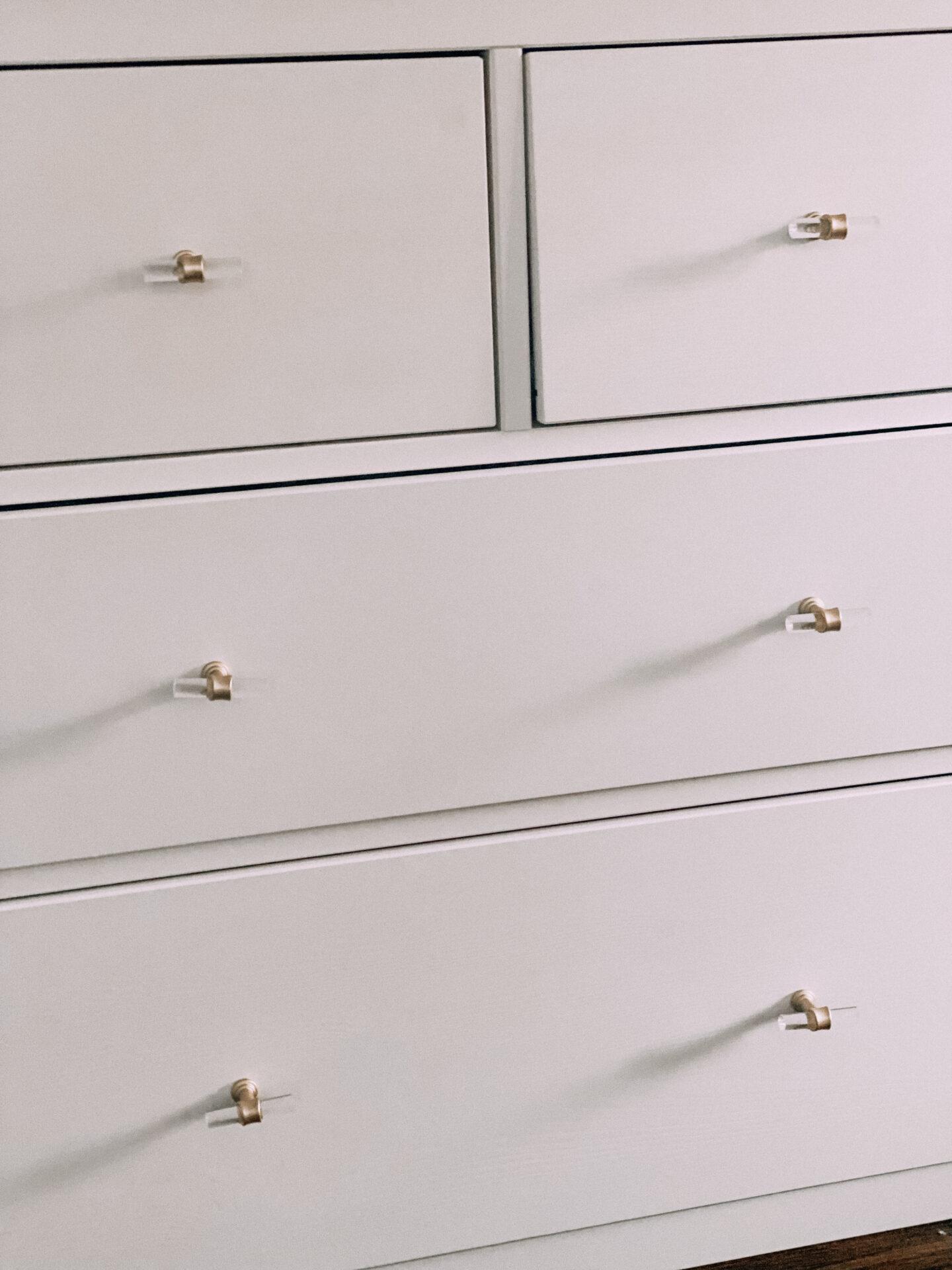 Amazon acrylic drawer pulls