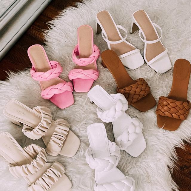 My Favorite Summer Sandals Part 2: Mules