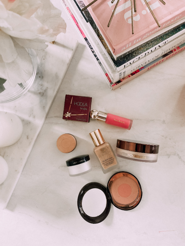 7 favorite high end makeup products