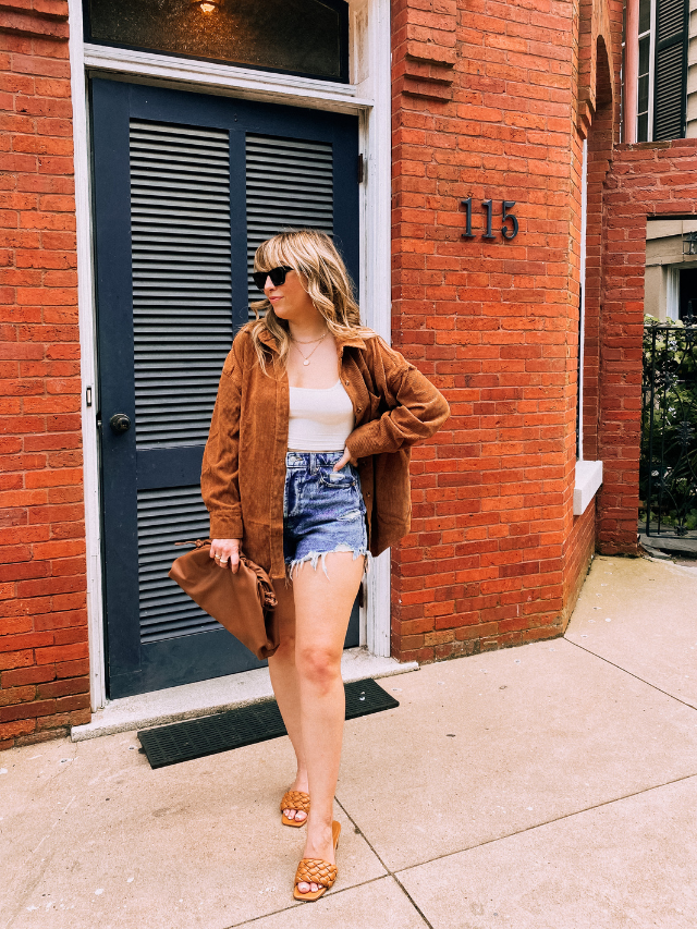 7 Days of End of Summer Outfits